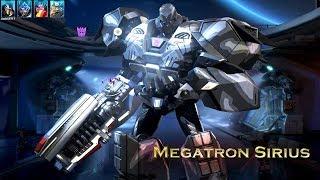 Megatron Sirius , Optimus Prime , Dead End vs Hound - Speed AXE Power TRANSFORMERS Online Gameplay