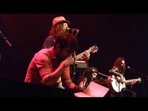 Jason Mraz ft. Bushwalla song for a friend 11.21.12 Melkweg Amsterdam