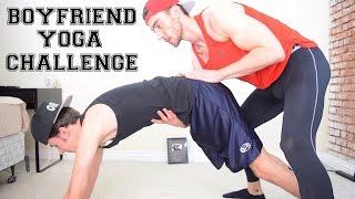 BOYFRIEND YOGA CHALLENGE