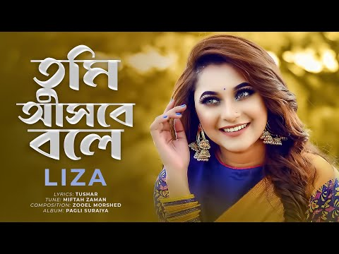 Tumi Ashbe Bole by LIZA | ZooEl | Miftah Zaman | Bangla New Song 2015 | Official Music Video