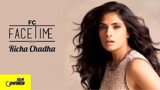 Richa Chadha | FaceTime | Anupama Chopra | Film Companion