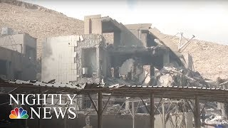 U.S. Plans New Sanctions On Russia After Syria Strike   NBC Nightly News