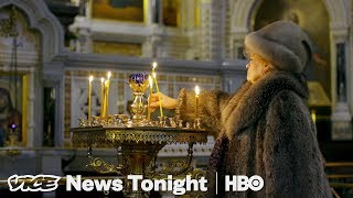 How Putin Is Using The Orthodox Church To Build His Power (HBO)