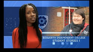 Bosworth Independent College Student Stories 2014