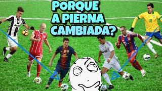 Porque En El Futbol Moderno Hay Tantos Extremos Que Juegan A Pierna Cambiada?