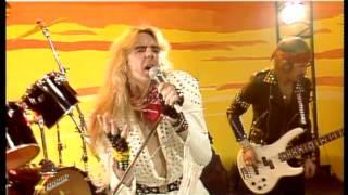 Saxon - Just Let Me Rock (Official Music Video)