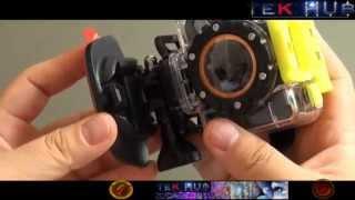 HD action sports waterproof Camera 1080p video