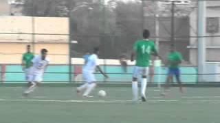 هدف اللاعب فريق الطلبة حسين حميد في نادي سفوان