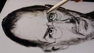 Steve Jobs iPad Pro & Apple Pencil