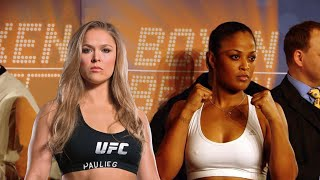 UFC 205: Ronda Rousey versus Laila Ali Full Fight Breakdown by Paulie G