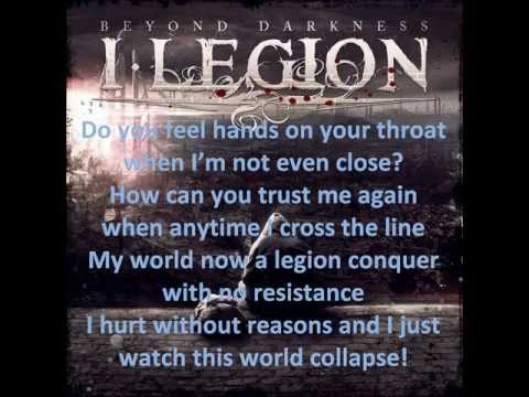 I Legion - Search For I Lyrics Video