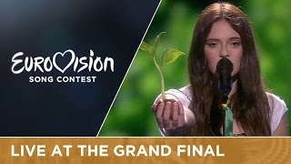 LIVE - Francesca Michielin - No Degree Of Separation (Italy) at the Grand Final