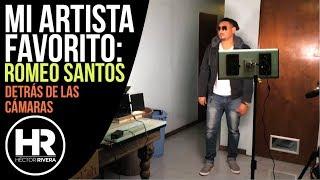 Mi Artista Favorito: Detrás de las Cámaras (Romeo Santos Parodia)