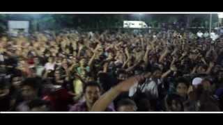 Hiphop Tamizhan Live at MCC - Adhi & Anirudh