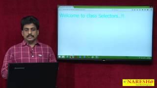 CSS Selectors | Web Technologies Tutorial
