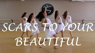 Scars to Your Beautiful [dance choreography] (Alessia Cara)