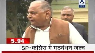 Jan Man: Mulayam Singh Yadav submits his 36 candidates' list to Akhilesh Yadav
