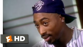 Tupac: Resurrection (6/10) Movie CLIP - What Do You Think We're Gonna Do? Ask? (2003) HD
