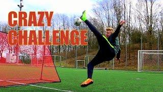 ULTIMATE REBOUNDER VOLLEY CHALLENGE !!