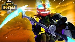 NEW Hollowhead Pumpkin Skin!! - Fortnite Battle Royale Gameplay - Ninja