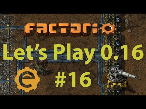 Factorio 0.16 Let s Play 16 Red circuit expansion and stuff
