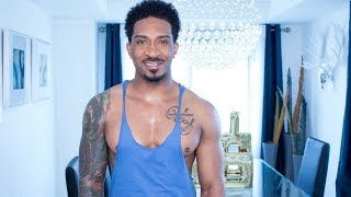 Love & Hip Hop Star Milan Christopher Goes Full Frontal Nude