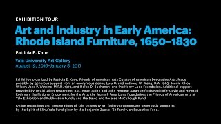 Exhibition Tour: Art and Industry in Early America