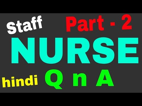 Xxx Mp4 STAFF NURSE QUESTIONS AND ANSWER IN HINDI PART 2 I NURSING 3gp Sex