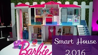 NEW! 2016 Barbie Barbie Hello Dreamhouse Toy Fair NY