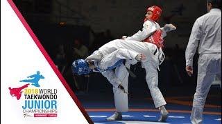 [Juniors Men –51kg FINAL] 2018 WORLD TAEKWONDO JUNIOR CHAMPIONSHIPS