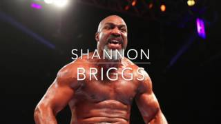 'TONY BELLEW WILL KNOCK DAVID HAYE OUT' - SHANNON BRIGGS / TALKS LUCAS BROWNE, JOSHUA, CHISORA-WHYTE