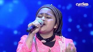 വൈഷ്ണവും യുമ്നയും... കിടു പെർഫോമൻസ് | Vaishanv Girish