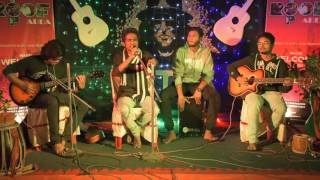 Punorjonmo Unplugged PROTYASHA @Roof top Adda Session 2