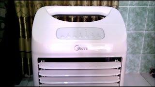 Air Cooler - Review Midea AC120-U Penyejuk Udara