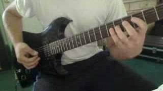 Godsmack - Voodoo (Guitar Cover)