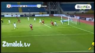 اهداف فوز الرجاء على الاهلي 2-1 الدوري المصري