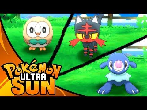 Xxx Mp4 WHICH STARTER TO PICK Pokemon Ultra Sun Let S Play Walkthrough Episode 1 3gp Sex