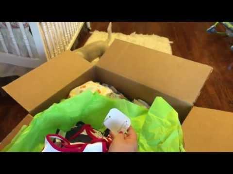 Surprise! Rebon Baby Box Opening! Reborn Artist: Jeanne Larson