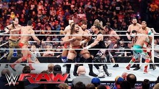 United States Championtitel Nr. 1 Herausforderer Battle Royal: Raw, 2. Mai 2016