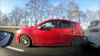 Seat Leon Cupra 280 VS. Mazda 3 MPS 3. Versuch