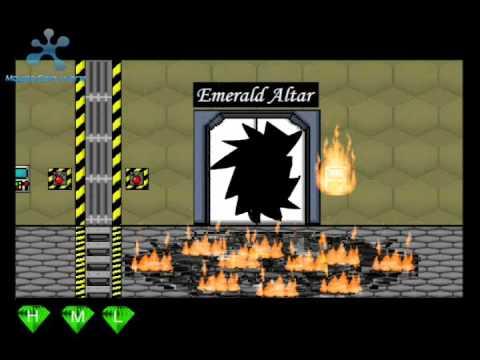 Sonic Flash Chaos Armageddon Episode 4 Part 2