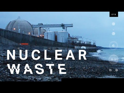88 000 tons of radioactive waste – and nowhere to put it