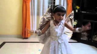 Single dance for kids - vellaram kannulla vellimoonga