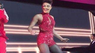 Priyanka Chopra Performs Tribute To Late Pop Singer Prince At ABC Event