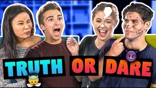 TRUTH OR DARE (Calling Your High School Crush?!)