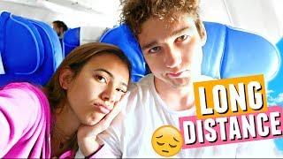 Doing long distance again... (After Bora Bora)
