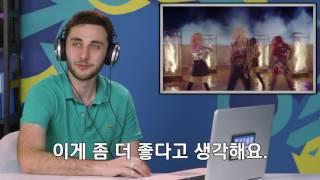 [리액션 한글자막] 미국 10대들이 방탄소년단,블랙핑크,첸백시를 봤을때 반응