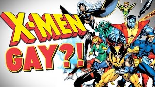 X-Men Character Revealed to be Gay?!