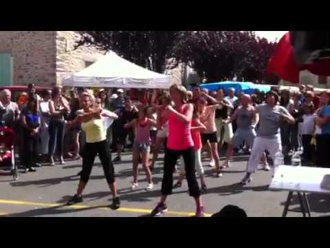 Xxx Mp4 Zumba à ALBAN Avec Muriel Le 22 07 2012 3gp Sex