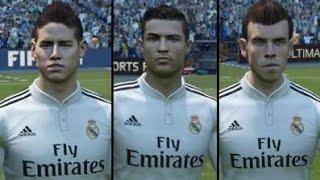 James Rodriguez | Cristiano Ronaldo | Gareth Bale • Goals & Skills • FIFA 15 •